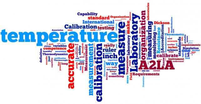 A2LA Definitions