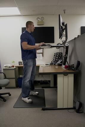 Standing Desk Photo 2